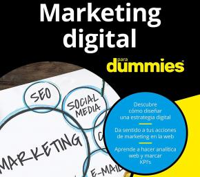 Portada Marketing digital para dummies